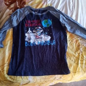 Pete the Cat Baseball shirt